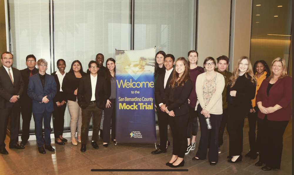 Congratulations, Mock Trial!