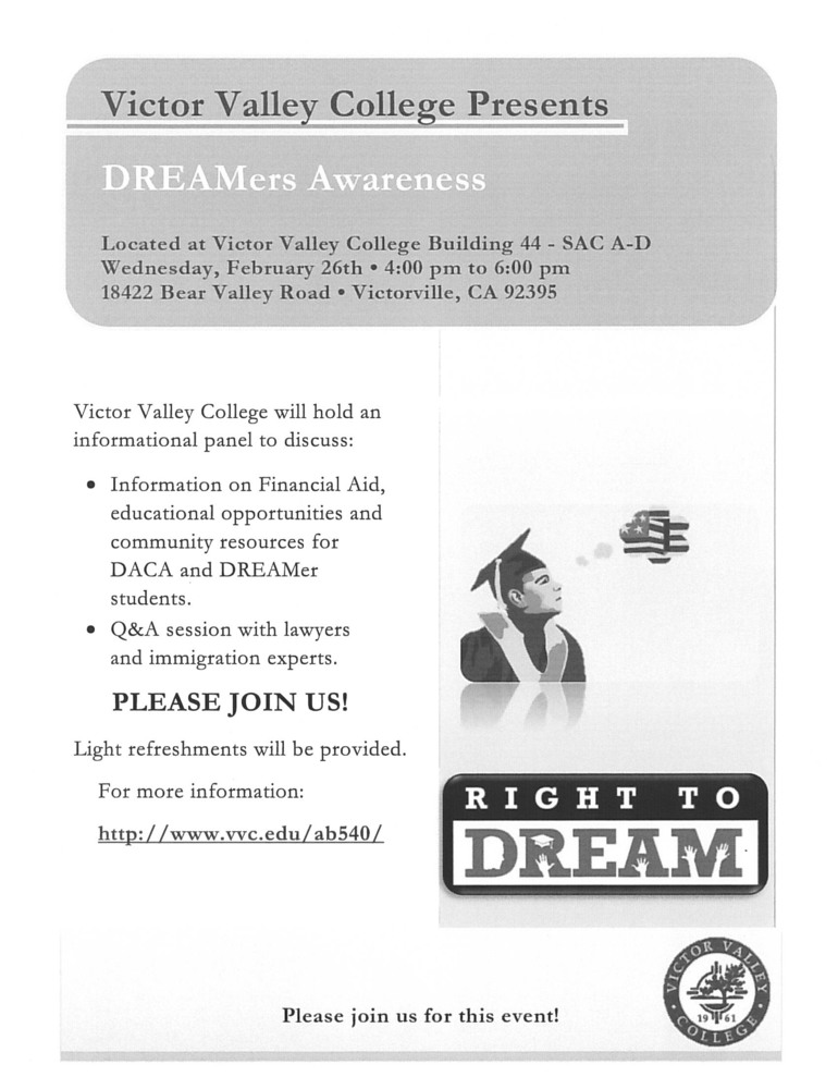 VVC Dreamer Workshop