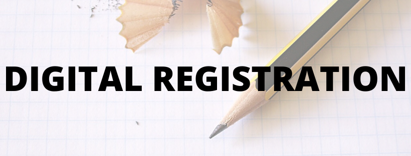 Digital Registration