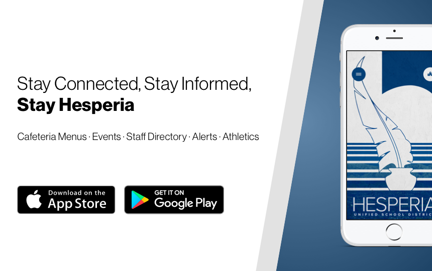 New HUSD App on Android and iPhone
