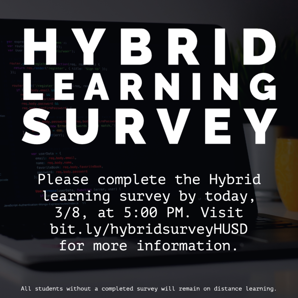 Hybrid Learning Survey