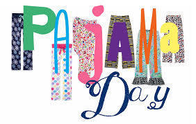 Spirit Day - Pajama Day