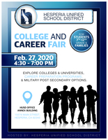 HUSD District College Fair