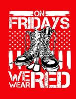RED Fridays in January