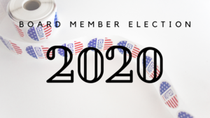Board Member Election 2020