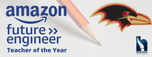 Amazon Selects Canyon Ridge's David Rodriguez as an Amazon Future Engineer Teacher of the Year
