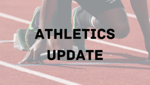 Athletics Update - 9/23/2020