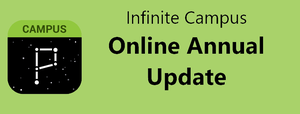Infinite Campus Annual Update