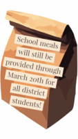 School Meals Announcement