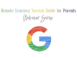 Remote Learning Survival Guide for Parents