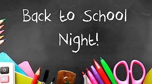 CW Back to School Night