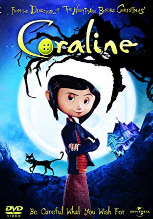 Movie Night_October_Coraline