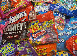 candy for fall festival