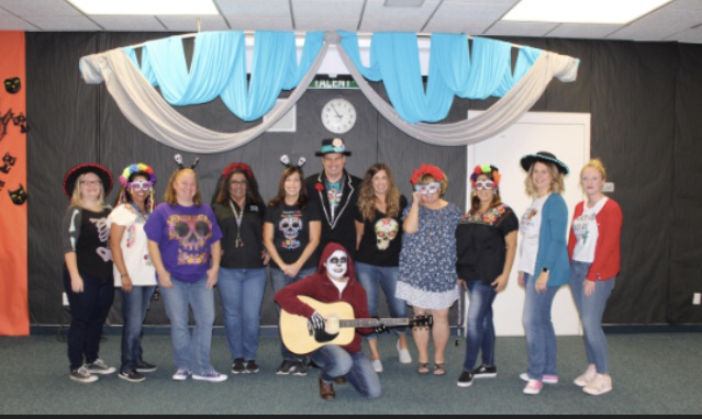Carmel Staff ready for Fall Festival