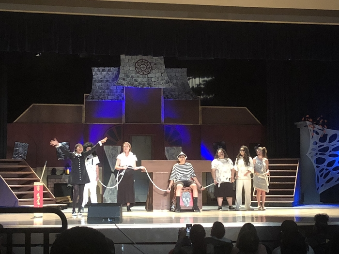 HHS Drama presents The Addams Family