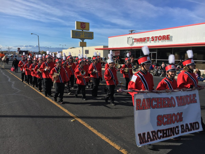 RMS Marching Band