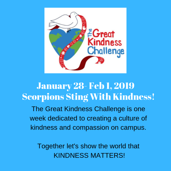 Great Kindness Challenge 2019