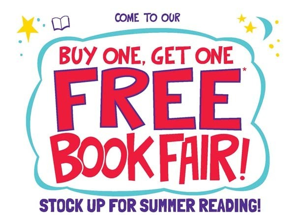 Buy one get one book fair