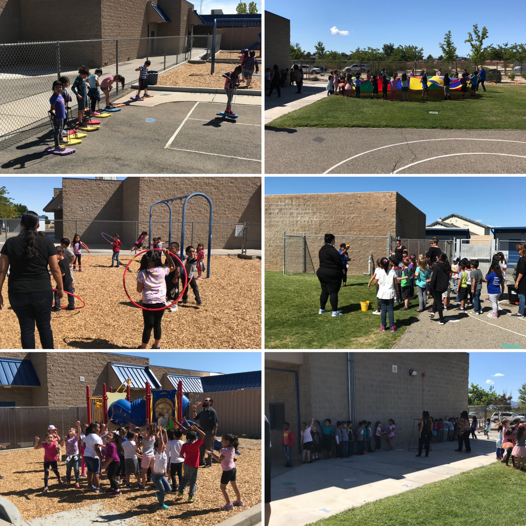 Kinder field day