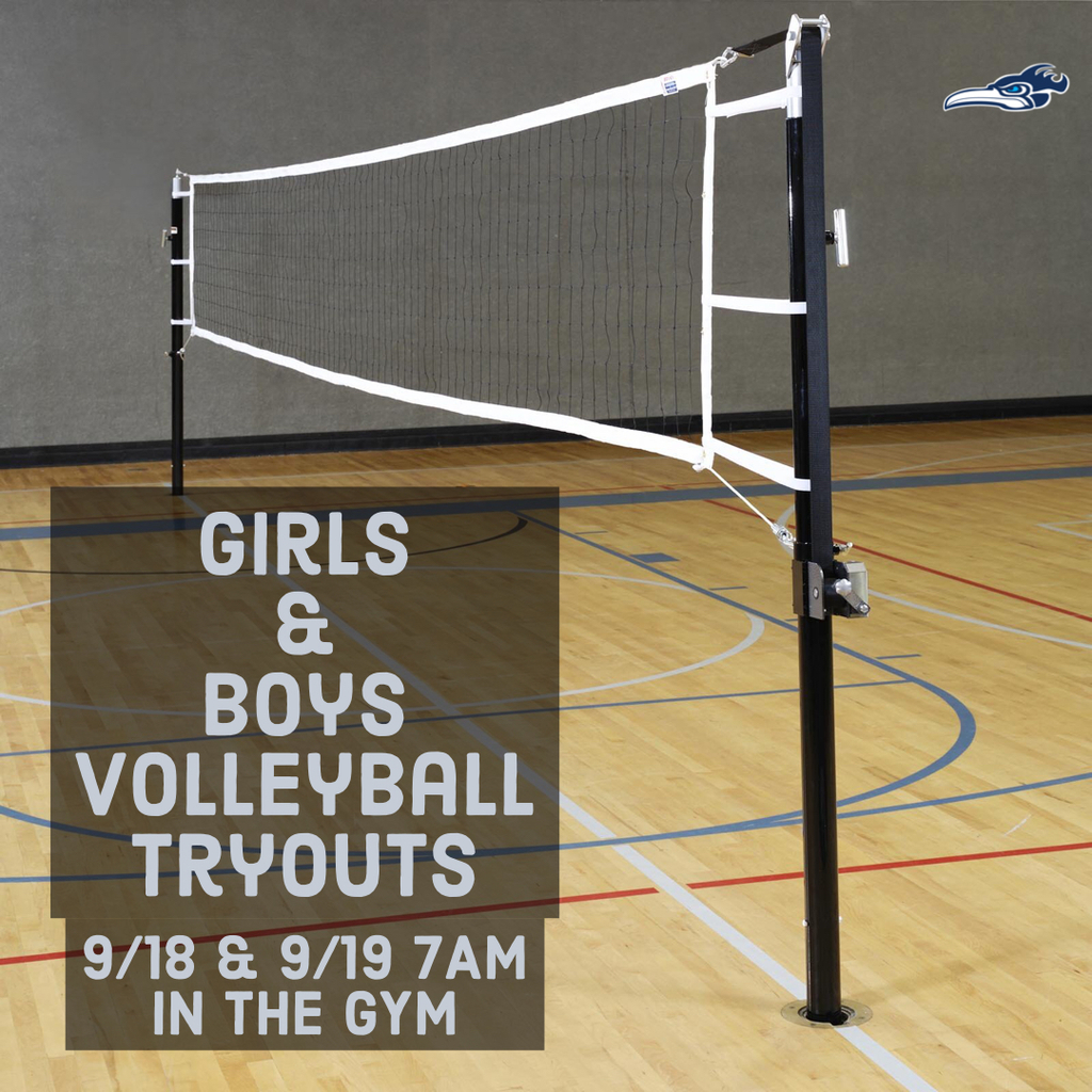 Volleyball tryouts 1
