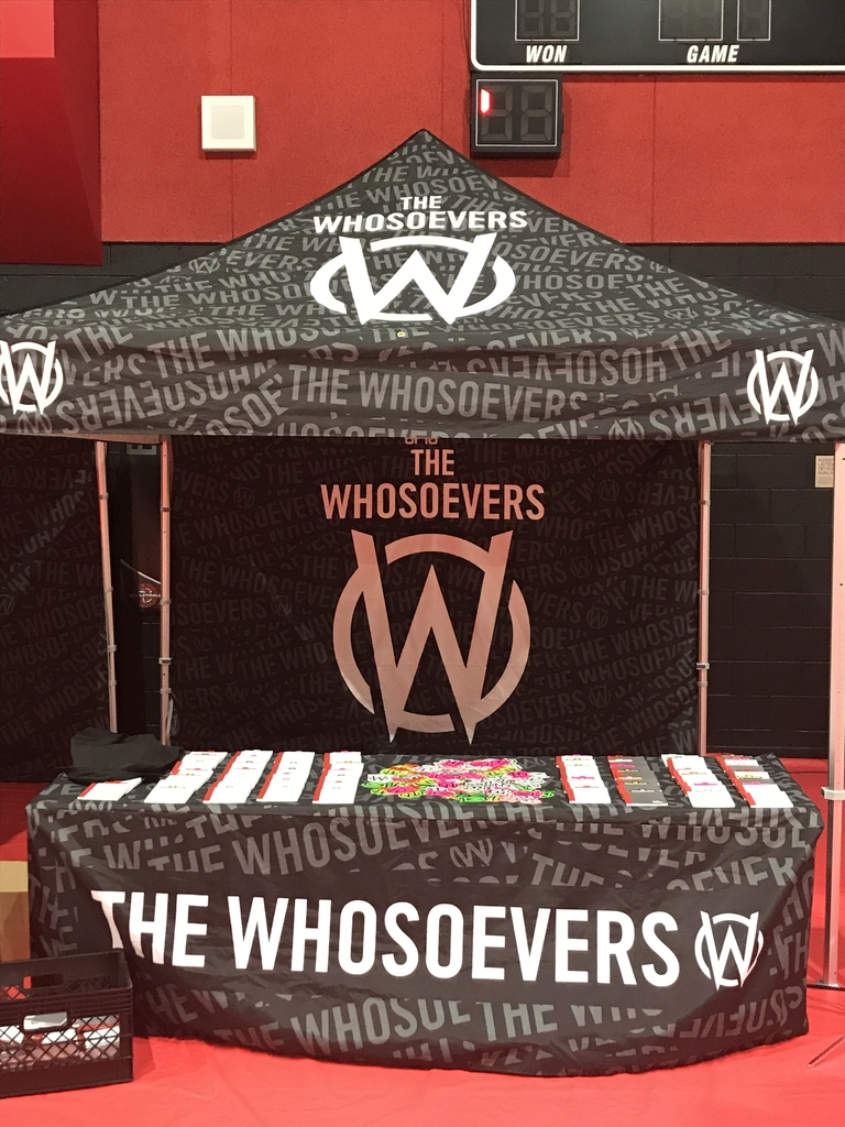 Whosoevers free promo products