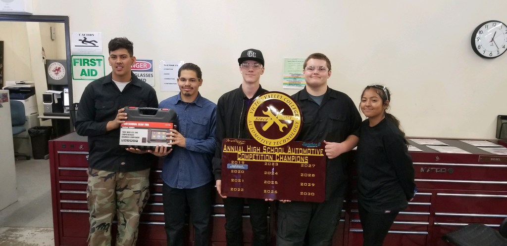 Oak Hills Automotive Finishes First