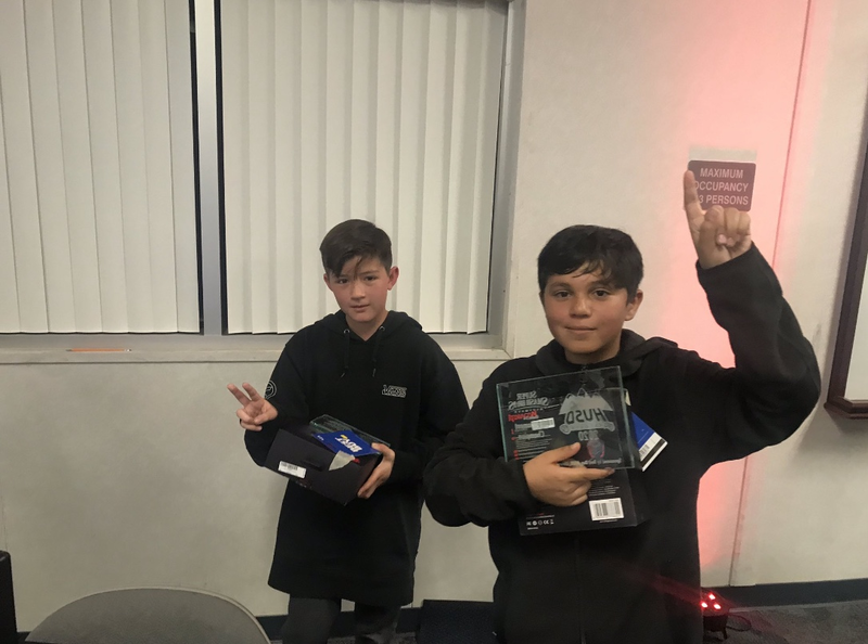 Students Esports Winners