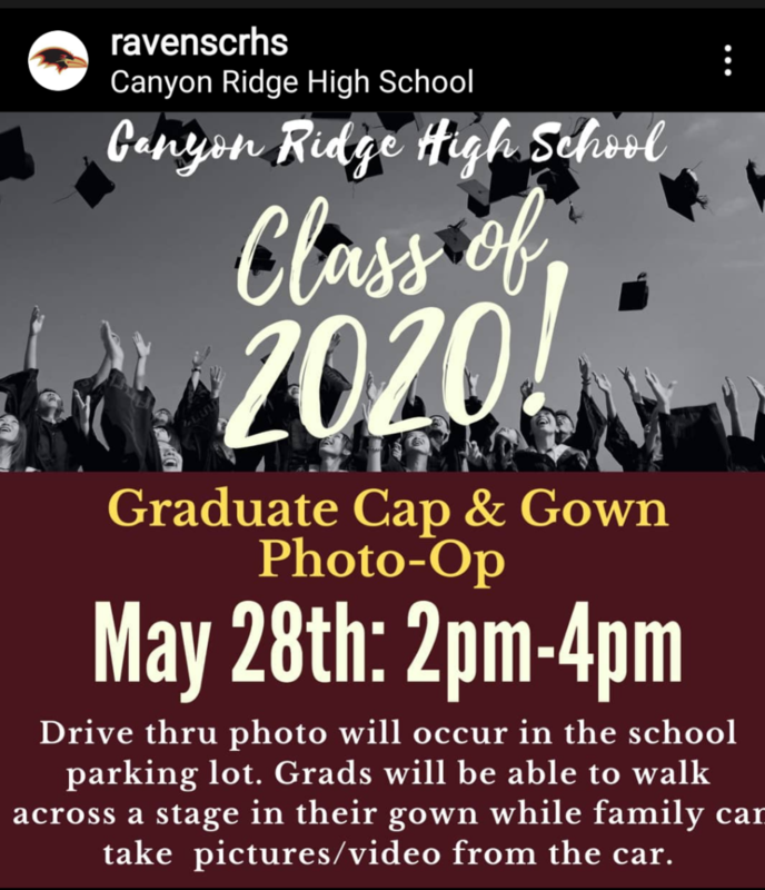 Cap and Gown Photo Op Banner